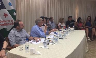 Avellaneda presentó el Presupuesto 2018
