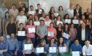 La provincia brindó un curso de formación en educación ambiental para docentes