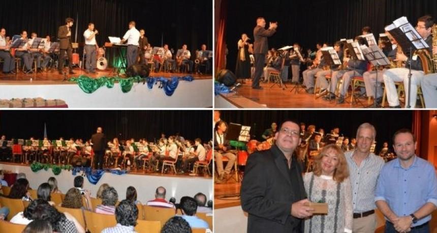 Exitoso Festival de Bandas Musicales en Avellaneda