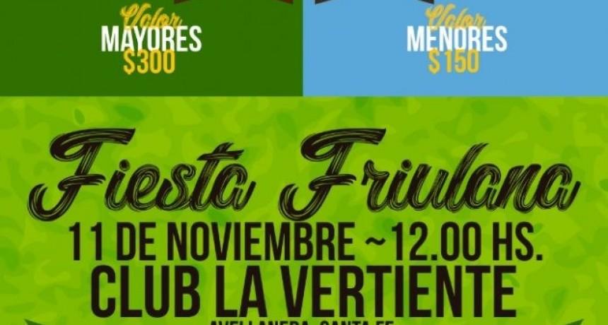 Llega una nueva Fiesta Friulana a Avellaneda