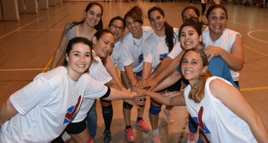 EX – TUDIANTINA: Arrancó con partidos de fútbol y voley