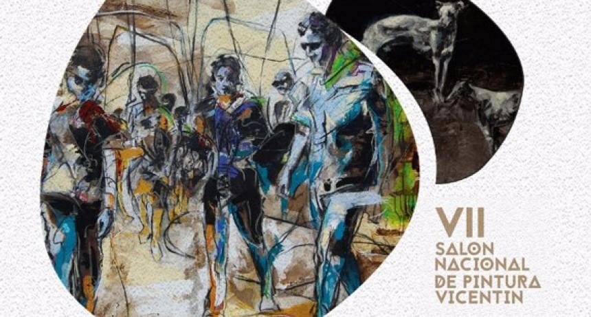 VII Salón Nacional de Pintura en Reconquista