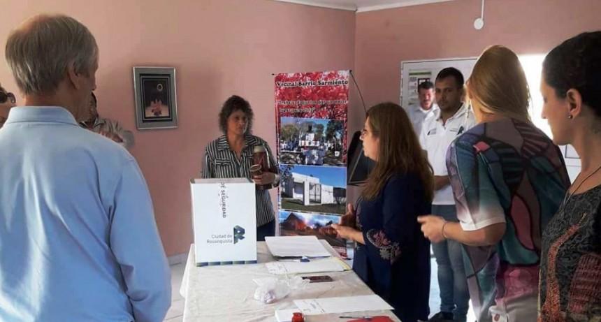 Elecciones vecinales:cuatro barrios eligen este domingo