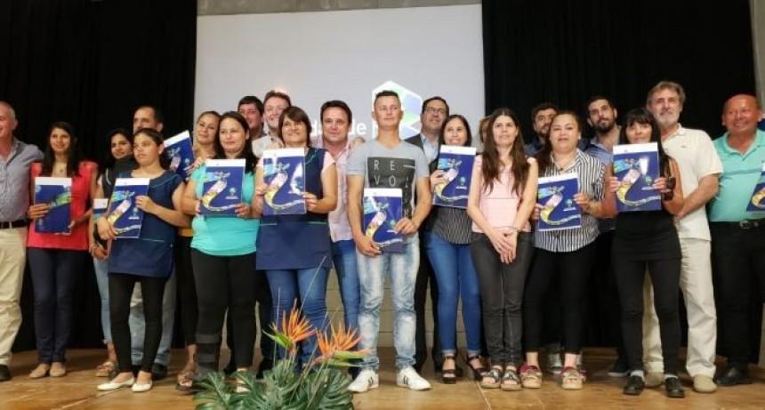19 nuevos empleados municipales de Reconquista