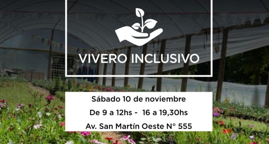 El Vivero inclusivo de Avellaneda te espera!!!