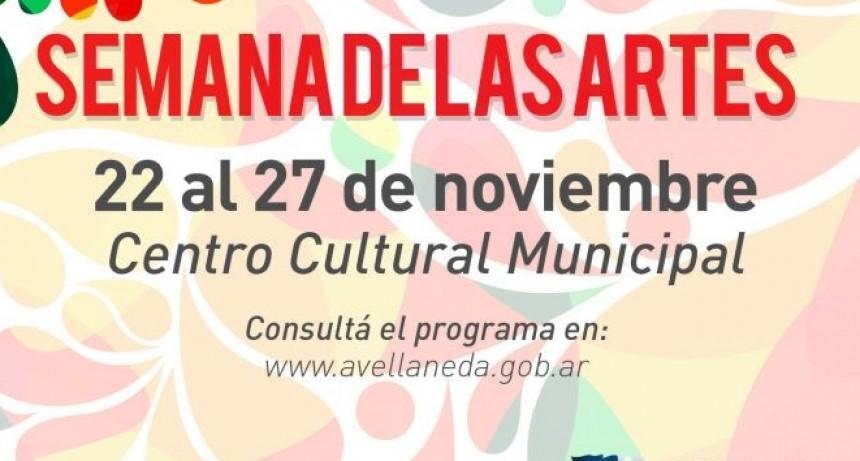 Arranca la semana de las artes en Avellaneda