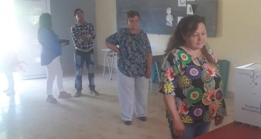 Finalizaron las elecciones vecinales en Reconquista