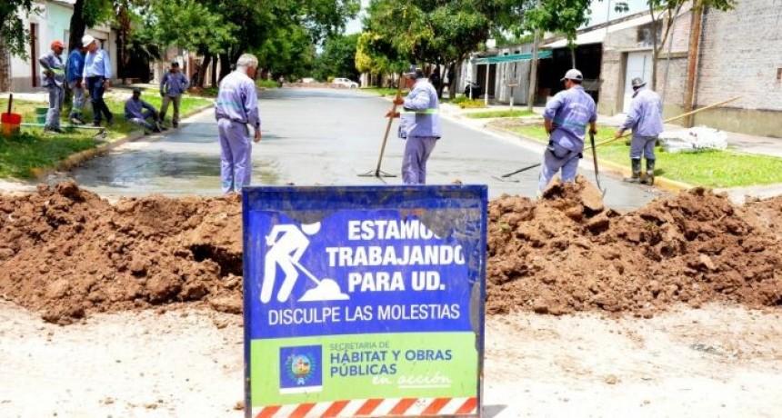 Un gran avance en la ciudad: Nuevo asfalto para calle Ledesma