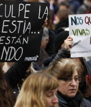 En Argentina, hay un femicidio cada 32 horas
