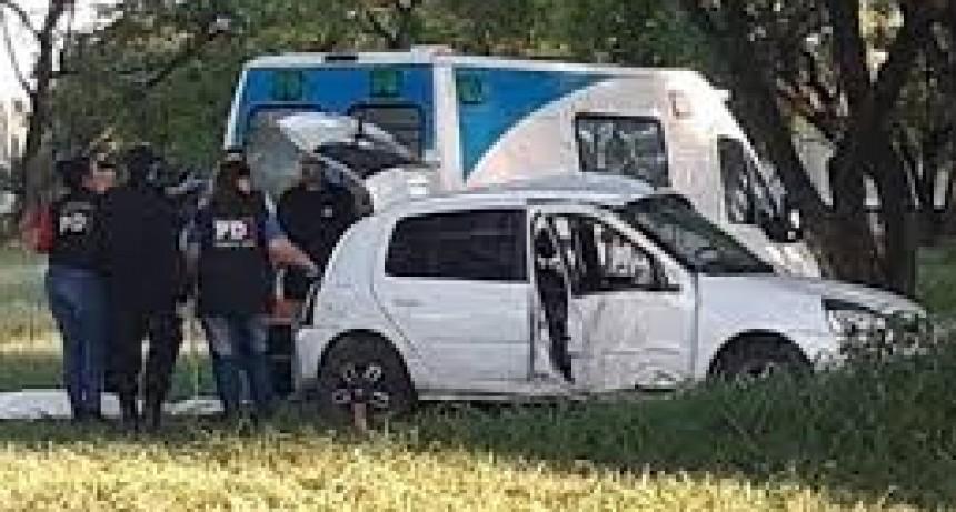 Accidente fatal en el acceso sur a Reconquista