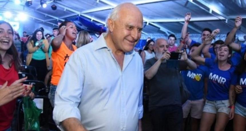 Lifschitz: «Son los senadores de Perotti los que quieren tratar el presupuesto ahora»