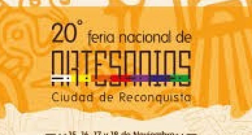 Se viene una nueva edición de la Feria Nacional de Artesanías