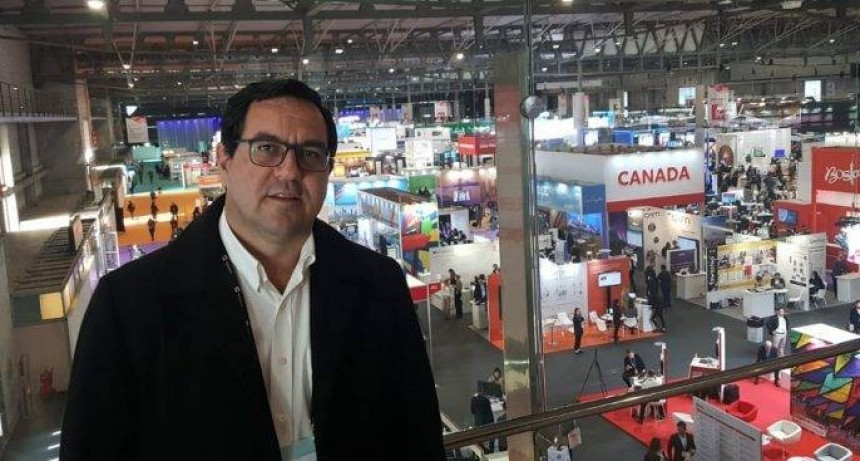 Vallejos participa del Smart City World Congress