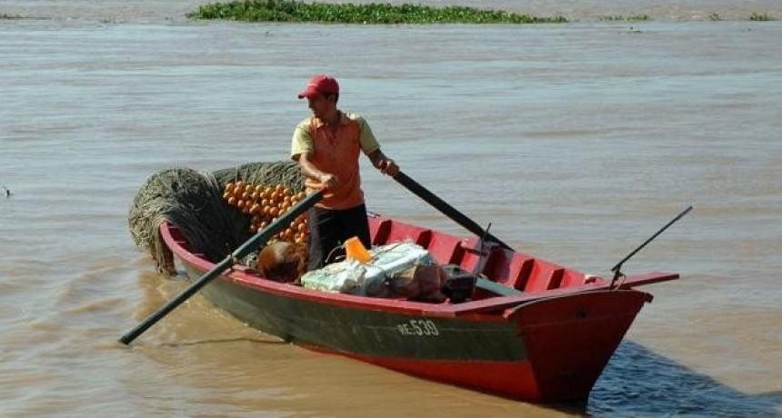 La provincia continúa con el relevamiento de pescadores comerciales y de subsistencia