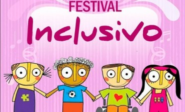 Festival inclusivo en Avellaneda