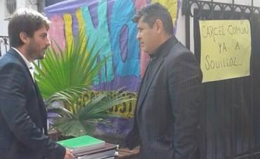 Piden la prisión preventiva de Mariano Voullioz