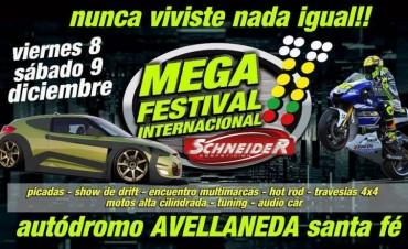 1° Festival Internacional De Picadas Y Drift en Argentina