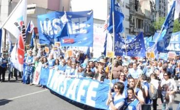 URGENTE: Mañana habrá paro y movilización de AMSAFE