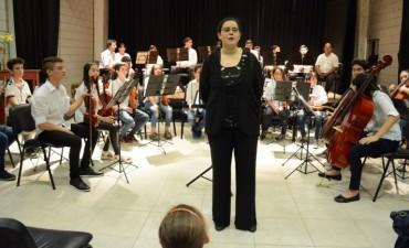 La Orquesta Infanto Juvenil cerró el año