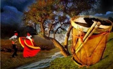 Peña Folclorica en Los Tatané