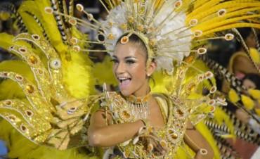Una noche de carnavales en Reconquista