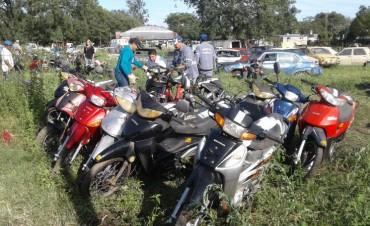 Compactarán más de 300 motos