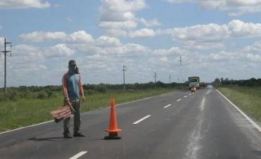 Ruta 11: no habrá repavimentación en la zona de Malabrigo