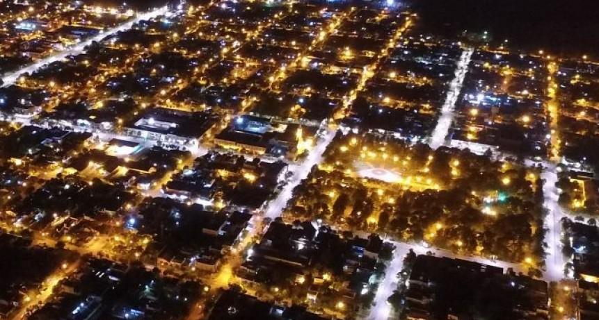 Registro de oposición por obras de iluminación en Avellaneda