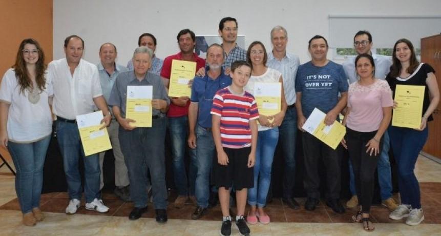 """""""Potenciamos a los emprendedores para lograr el desarrollo de Avellaneda"""""""