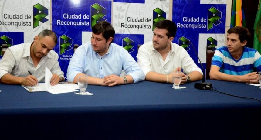 Carnavales 2019 en Reconquista