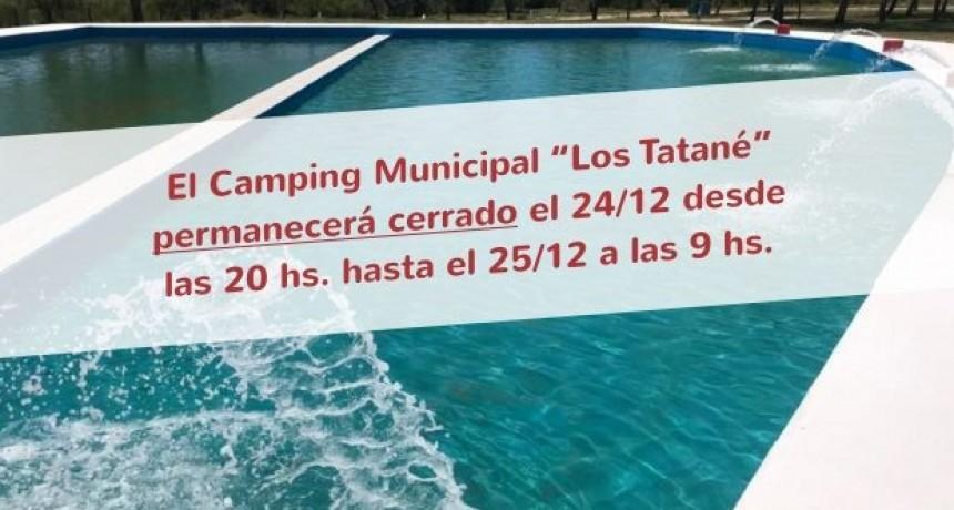 """""""Los Tatané"""" permanecerá cerrado durante la noche de Navidad y Año nuevo"""