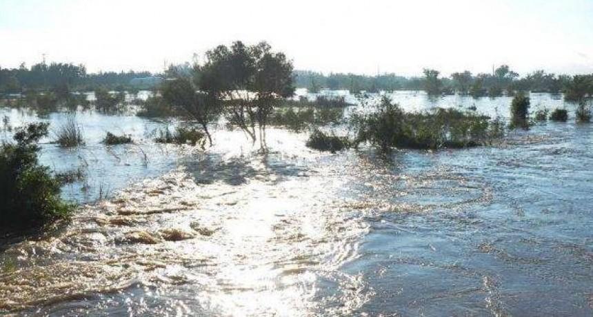 Se ahogó un hombre en el Arroyo El Rey